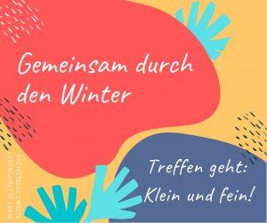 Fachstelle Zweite Lebenshälfte: Senior_innengruppen-Treffen