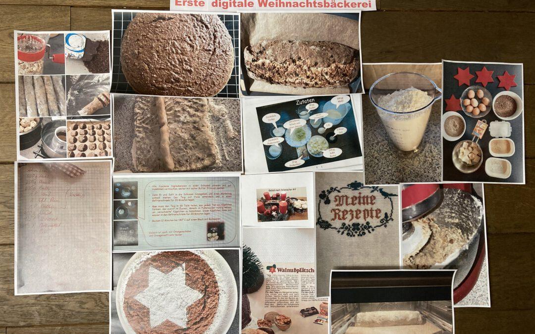 Kirchhain: Digitale Adventsbäckerei