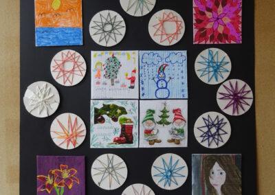 Hanau: Gemeinsam für ein Mandala